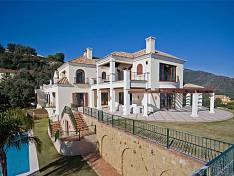 Spectacular hill top mansion in La Zagaleta with breath-taking 360 degree panoramic views