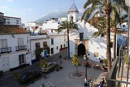 Old Town.  Duplex apartment  in a charming and typical Andalucian square