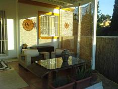 Nueva Atalaya.  Duplex, corner townhouse with private garden and storage