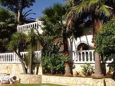 Villa on the Golden Mile  with sea views from the ground floor