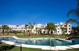 Exclusive and private residential development just 100m from the beach in one of the most prestigious areas of Costa del Sol