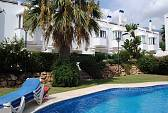 Cosy townhouse situated between Marbella centre and Puerto Banus