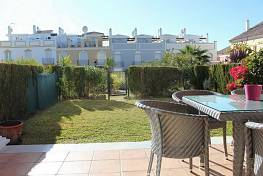 Opportunity! East Marbella, townhouse in front line beach complex